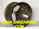 velg TE37 cincin jp 15x8-9 PCD 4x100-114, 3