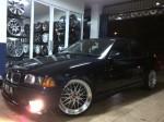 BMW + BBS LM R19x8, 5 +9,5