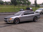 Galant + BBSRS GT R18