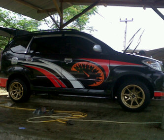 AVANZA USE VELG XXR 527 RING 15X8