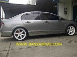 Civic VELG TE37 R.18+acc