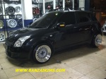 SUZUKI SWIFT VELG BBS RS RING 17 X8 ,5-10 celong