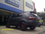 FORTUNER VELG OFF-ROAD JF-LUXURY RING 20> BAN TOYO A / T