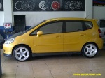 HONDA JAZZ VELG SSR RING 17