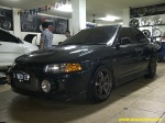LANCER EVO -4 VELG RING 17 TE37RT VOLKRAYS