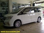 NISSAN SERENA VELG RING 17 KHAN COSSWORTH + BAN TOYO Ban