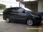 TOYOTA ALPARTH VELG VELLFIRE RING 18 + TOYO TIRES